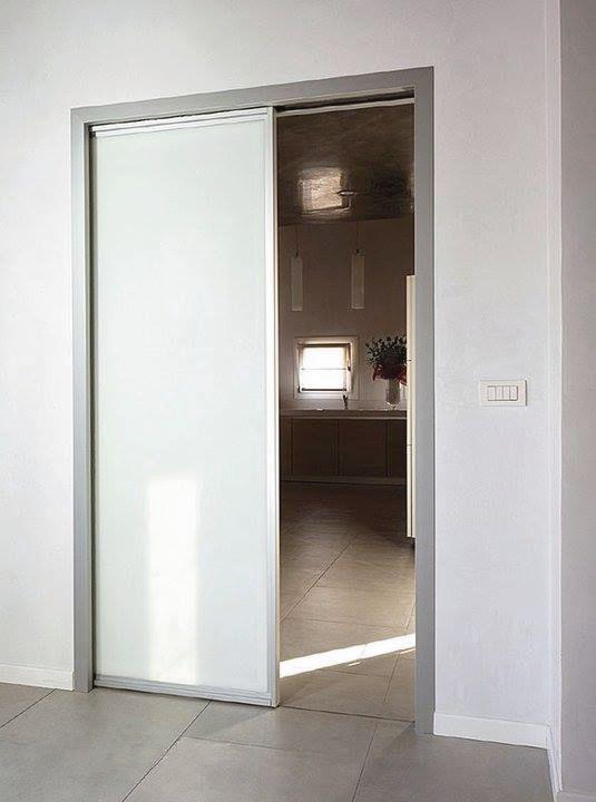 Pocket Doors Glass