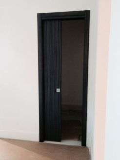 Pocket Door Paliss Blu installation