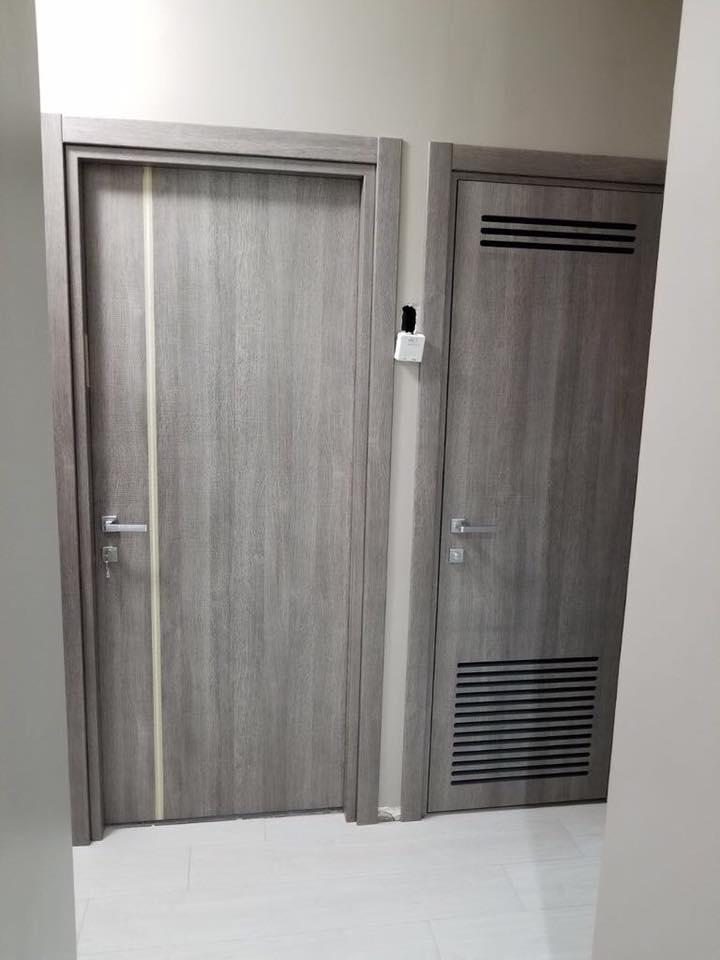 Doors Tranche Grey