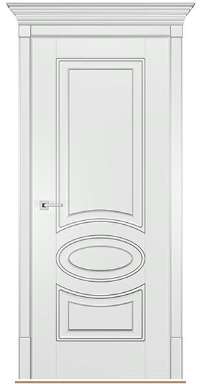 Collection Alicante - Solid Core Interior Doors