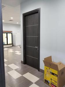 Palissandro Blu Door w Stripes
