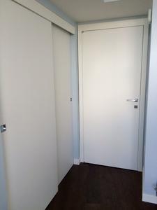 Sliding Door White Matt