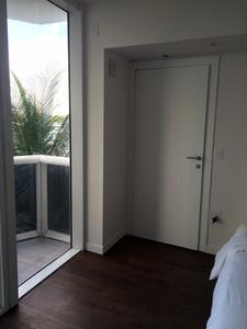 White Matt Door