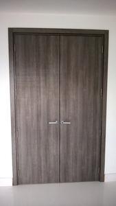 Double Door Tranche Grey